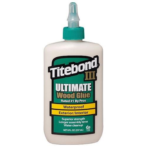 Lepidlo na dřevo Titebond III Ultimate D4 - 237ml